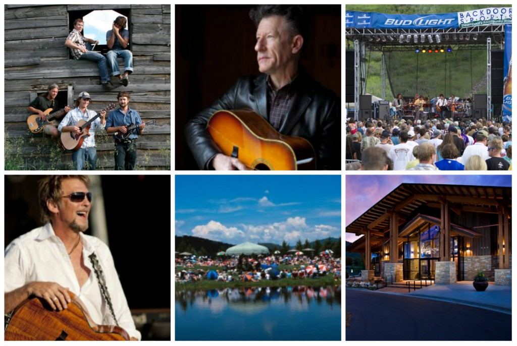 Music in Steamboat