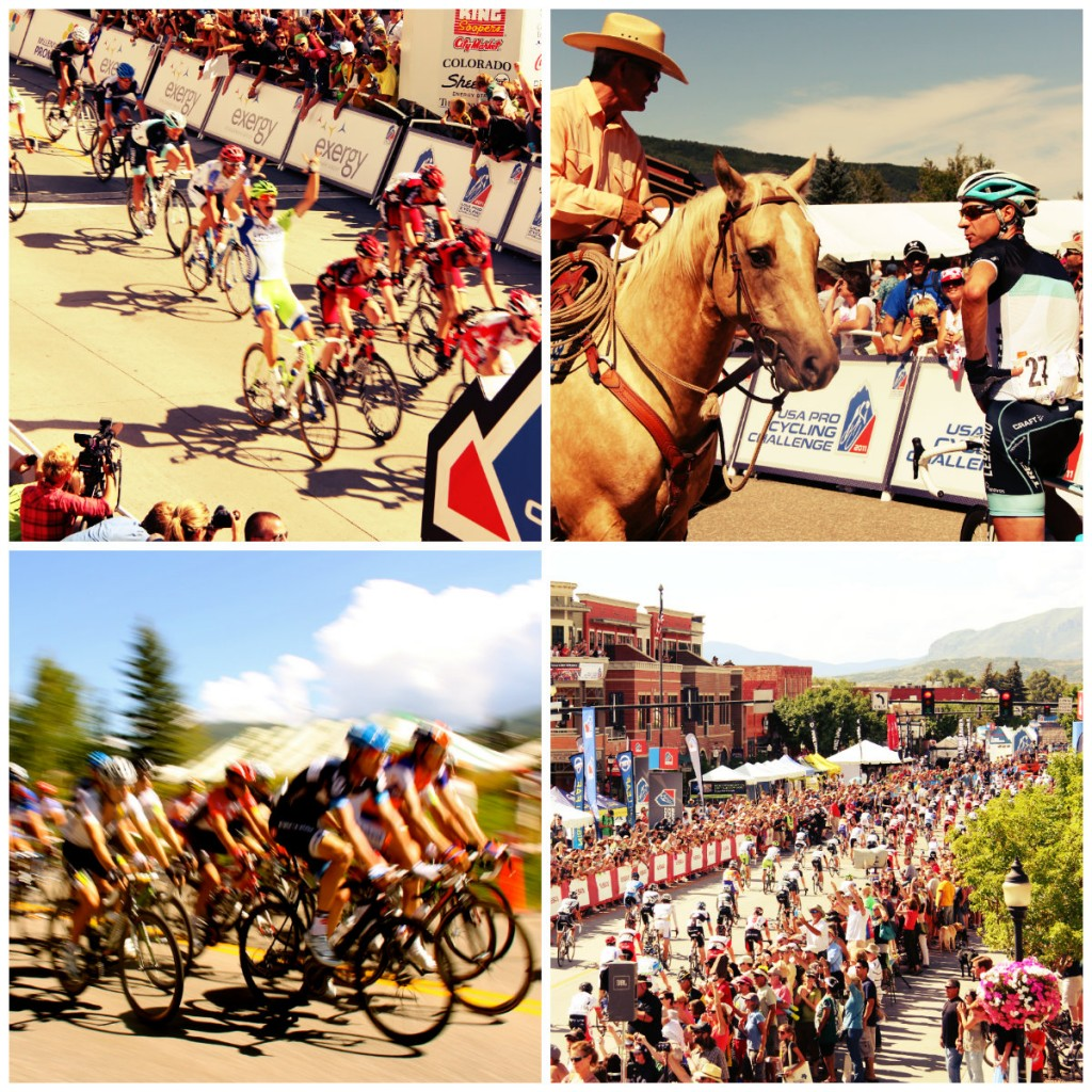 Pro Cycling Tour in Steamboat