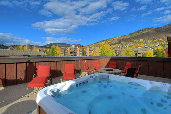 Hot Tub Lodging Steamboat Springs