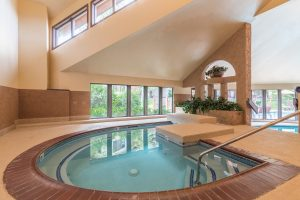 Trappeur's Crossing Resort Hot Tub