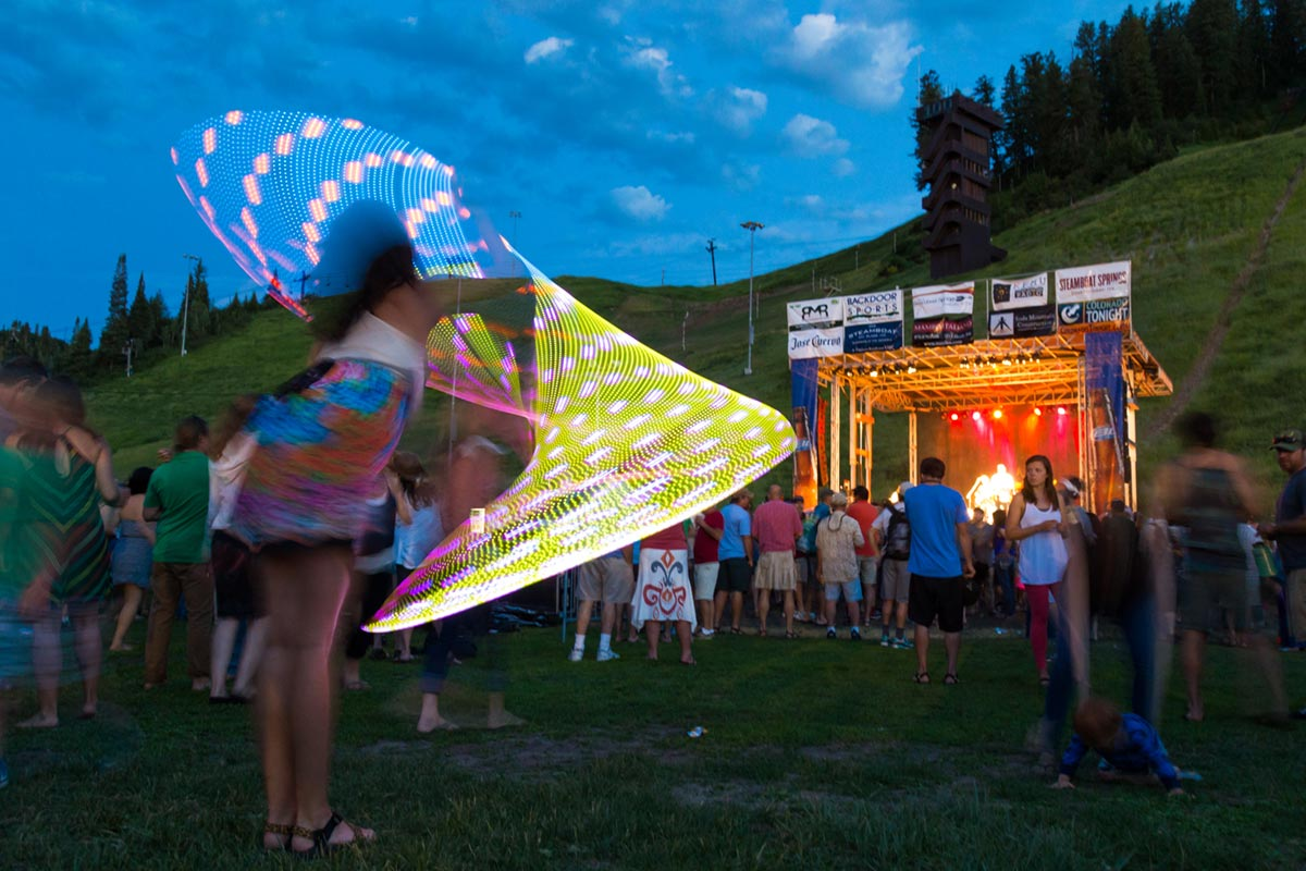 Steamboat FREE Summer Concerts